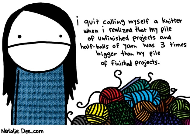 Funny Knitting Pictures : Knitting cartoons are too funny