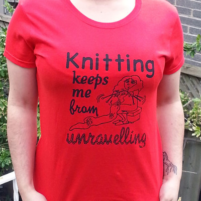 Red-Knitting